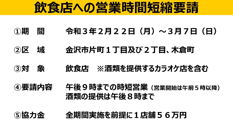 時短 営業 広島